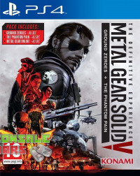 Metal Gear Solid V The Definitive Experience (PS4)