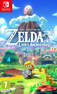 Legend of Zelda Links Awakening (Nintendo Switch)