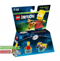 LEGO Dimensions Fun Pack The Simpsons Burt