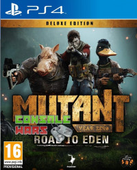 Mutant Year Zero Road to Eden Deluxe Edition (PS4)