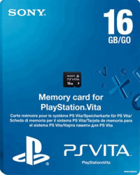 Sony PlayStation Vita Memory Card 16 ГБ