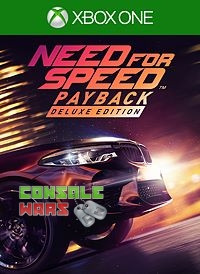 Need for Speed Payback Издание Deluxe (Xbox One Key)