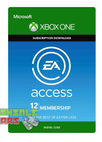 EA Access 12 Month (Xbox One)