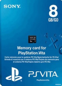 Sony PlayStation Vita Memory Card 8 ГБ