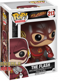 POP! Vinyl Suicide Squad The Flash