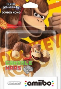 Amiibo Donkey Kong Super Smash Bros (Nintendo Switch)