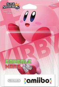 Amiibo Kirby Super Smash Bros Edition (Nintendo Switch)