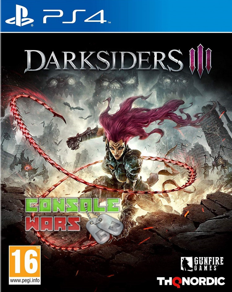 Darksiders 3 (PS4)