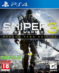 Sniper Ghost Warrior 3 (PS4)