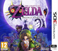 The Legend of Zelda Majoras Mask 3D (3DS)