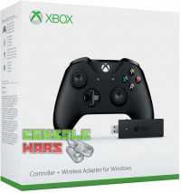 Xbox One Controller + Adapter Win 10 (Xbox One)