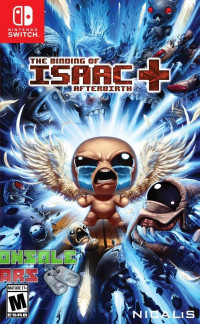 Binding of Isaac Afterbirth+ (Nintendo Switch)