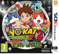 Yo-Kai Watch 2 Bony Spirits (3DS)