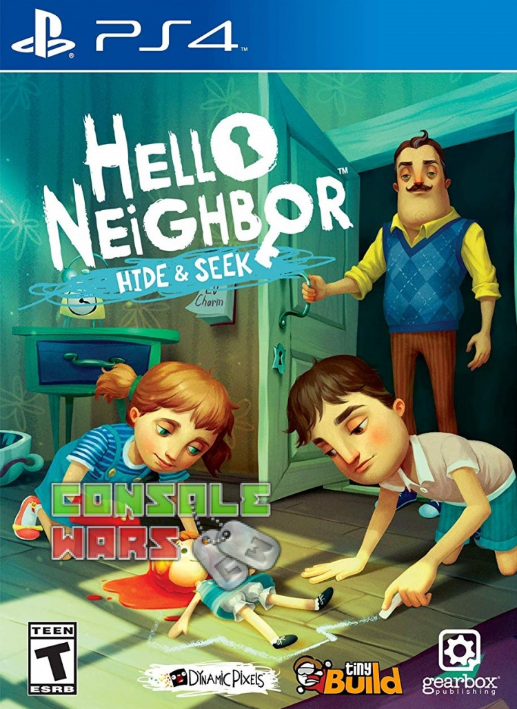 Hello Neighbor Hide & Seek (PS4)