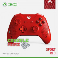 Xbox One Controller (Sport Red)