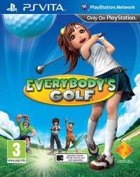 Everybodys Golf (PS Vita)