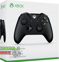 Xbox One S Black Controller