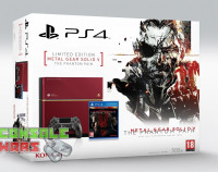 PlayStation 4 (500 GB) Metal Gear Solid 5: The Phantom Pain Limited Edition