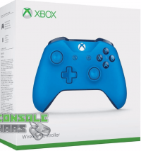 Xbox One S Blue Controller