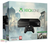 Xbox One Bundle Assassins Creed Unity