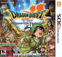 Dragon Quest 7 Fragments of the Fogotten Past (3DS)