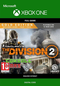 The Division 2 Gold Edition (Xbox One Key)