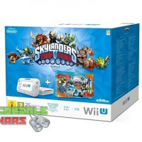 Wii U (8GB) Skylanders Trap Team