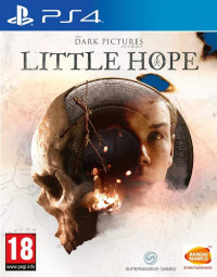 The Dark Pictures Little Hope (PS4)