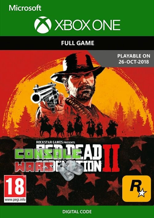 Red Dead Redemption 2 (Xbox One Key)