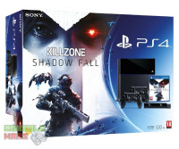 Sony PS4 (500 Gb) + Killzone Shadow Fall + 2 геймпада + камера