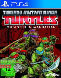 Teenage Mutant Ninja Turtles Mutants in Manhattan (PS4)