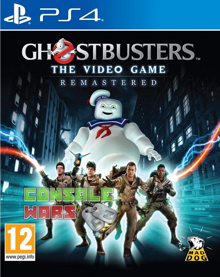 Ghostbusters The Video Game (PS4)