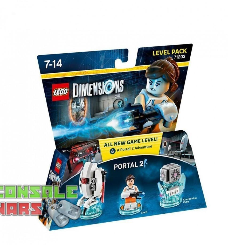 Lego portal 2 купить