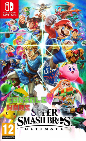 Super Smash Bros Ultimate (Nintendo Switch)
