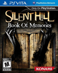 Silent Hill Book of Memories (PS Vita)