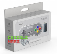 8Bitdo SNES / NES Wireless Controller V.1