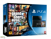 Sony PS4 Bundle Grand Theft Auto V (GTA 5)
