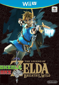 The Legend of Zelda Breath of the Wild (Wii U)