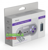 8Bitdo SNES / NES Wireless Controller V.2