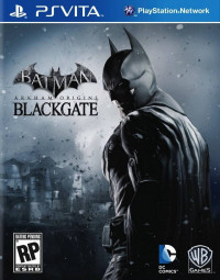 Batman Arkham Origins Blackgate (PS Vita)