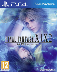 Final Fantasy X/X-2 HD Remaster PS4