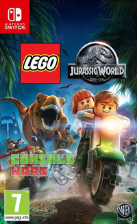 Lego Jurassic World (Nintendo Switch)