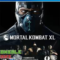 Mortal Kombat XL (PS4) - Mortal Kombat XL PS4