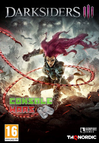 Darksiders III (PC | Steam Key)
