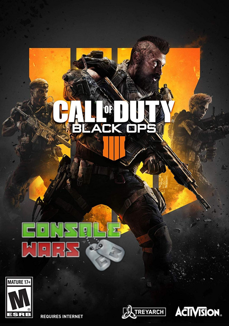 Call of Duty Black Ops 4 (Blizzard | PC Key)