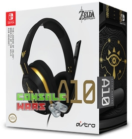 ASTRO Gaming A10 The Legend of Zelda (Nintendo Switch)