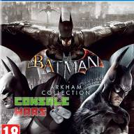 Batman Arkham Collection (PS4) - Batman Arkham Collection (PS4)