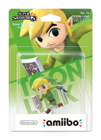 Amiibo Super Smash Bros. Toon Link