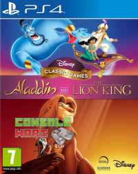 Disney Classic Games Aladdin and the Lion King (PS4)
