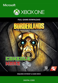 Borderlands The Handsome Collection (Xbox One Key)